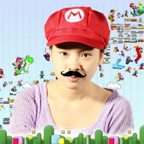 Mario Mütze