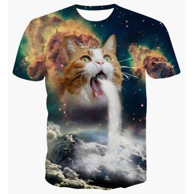 Katzen-Genesis T-Shirt