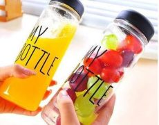 HOT-SALES-Easy-take-stlye-500ml-water-bottle-drink-mug-sport-Bicycle-cup-canecas-plastic-bottles