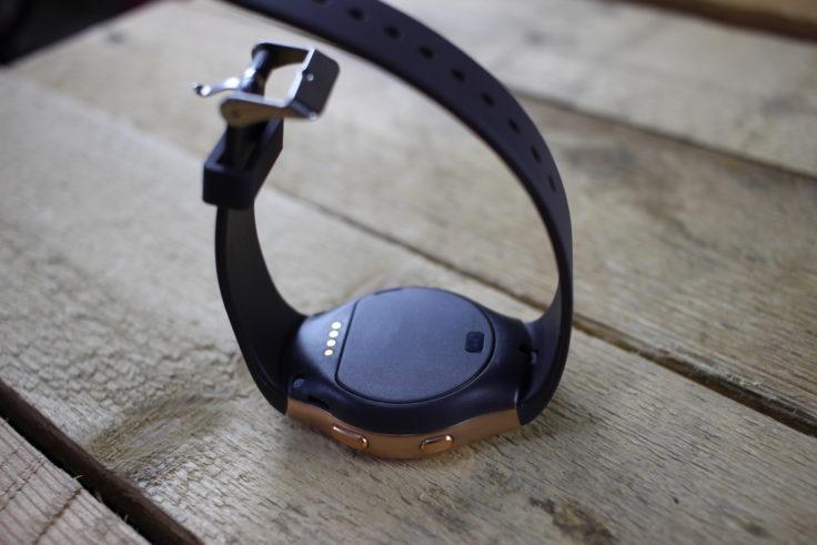 No.1 G3 Smartwatch 4-Pin-Connector Akku
