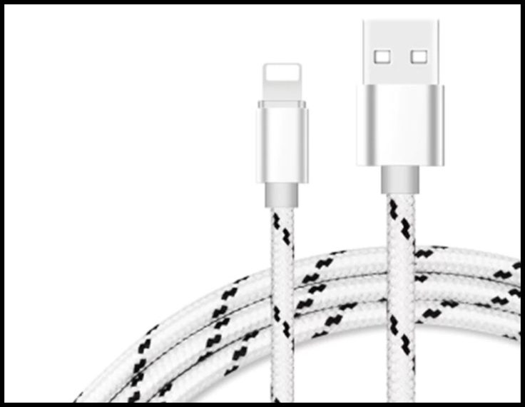 Lightning USB C Kabel