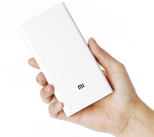 Xiaomi Powerbank mit 20.000mAh