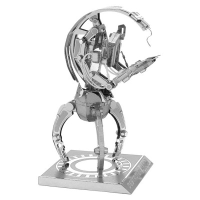 3D Star Wars Metall Puzzle Destroyer Droid