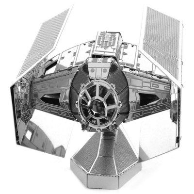 3D Star Wars Metall Puzzle Tie Fighter