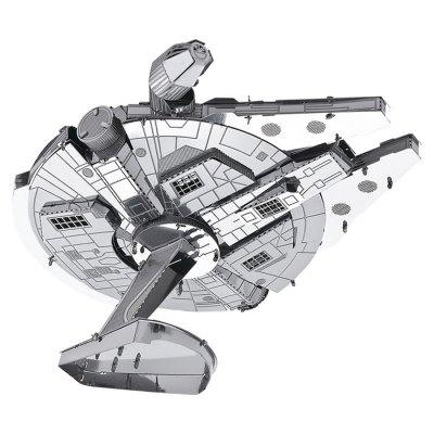 3D Star Wars Metall Puzzle Millennium Falke