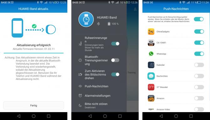 Huawei Wear App
