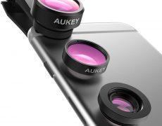 Aukey Smartphone Linsen