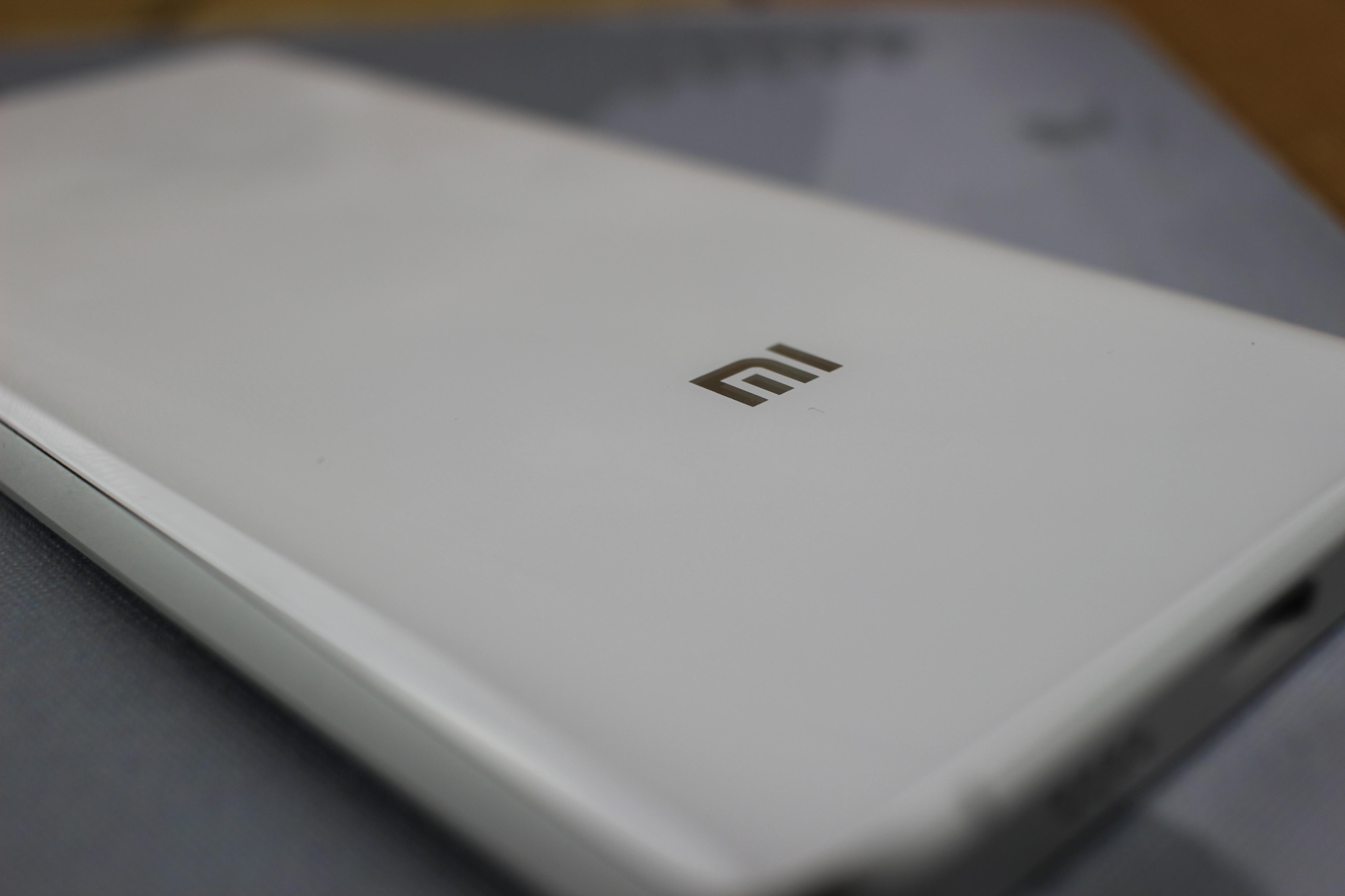 Xiaomi Mi5 Rückseite aus 3D Glas