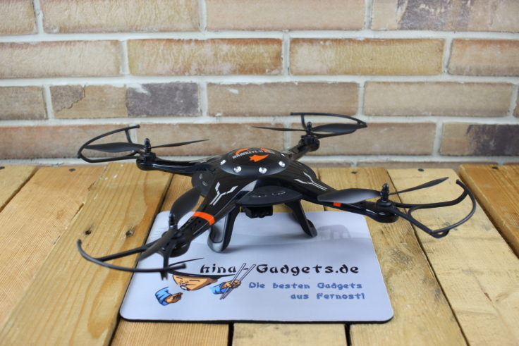 CX32 Klon DBPower Hawkeye II Quadrocopter