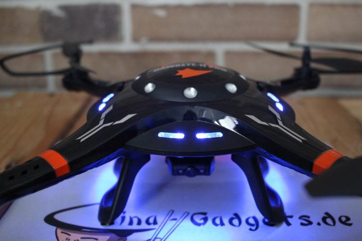 DBPOWER Hawkeye II LED Beleuchtung