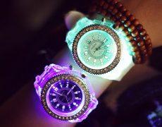 LED Armbanduhr hd