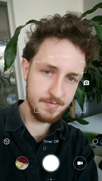 Selfie Viktor Kempinski