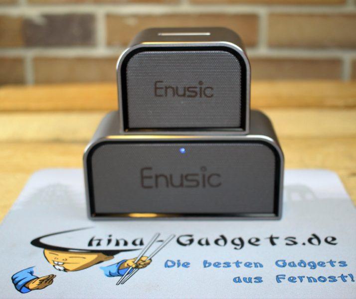 enusic 001 und 003 Größenvergleich
