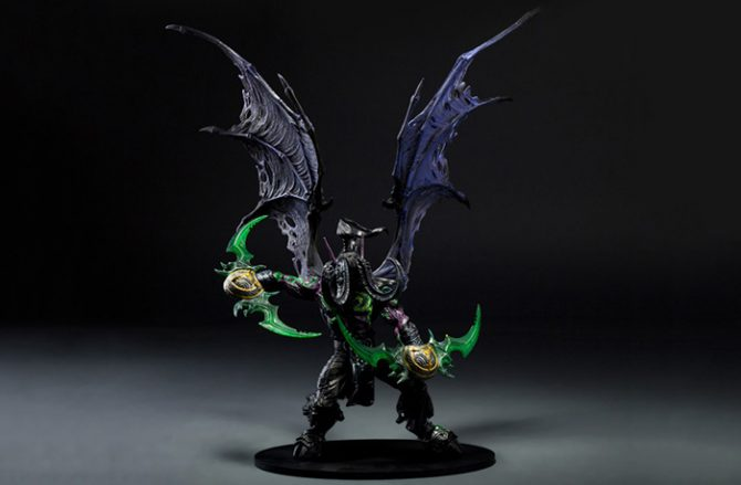Action Figur Illidan