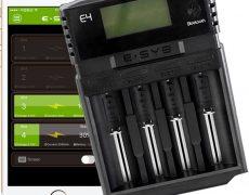 Batterie Ladegerät Bluetooth