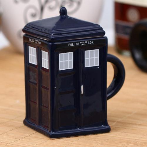 TARDIS Kaffeebecher