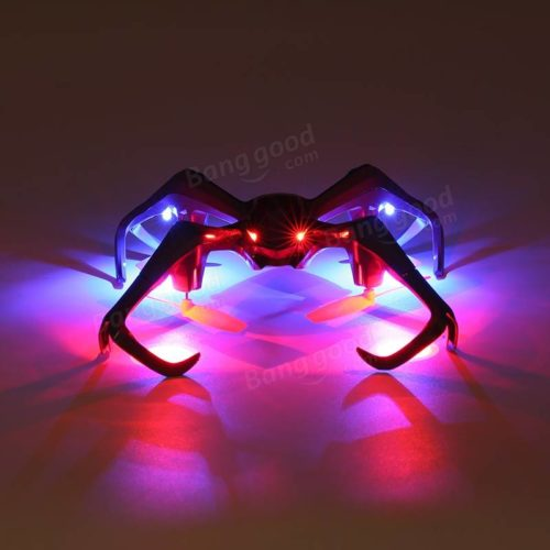 Eachine E20 Spieder Quadcopter LED