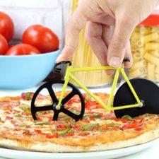 Pizzaschneider Fahrrad