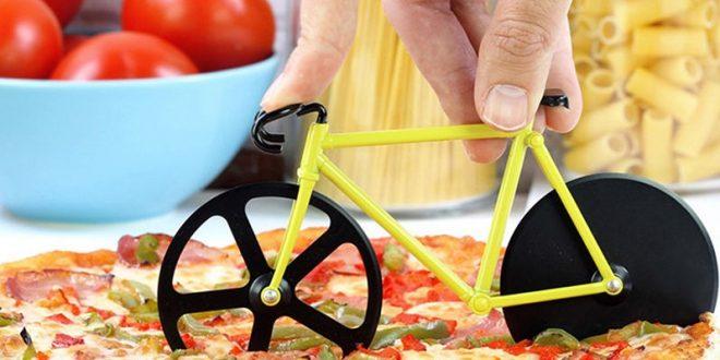 kampf den kalorien sportlich unterwegs mit dem fahrrad pizzaschneider f r 2 61. Black Bedroom Furniture Sets. Home Design Ideas