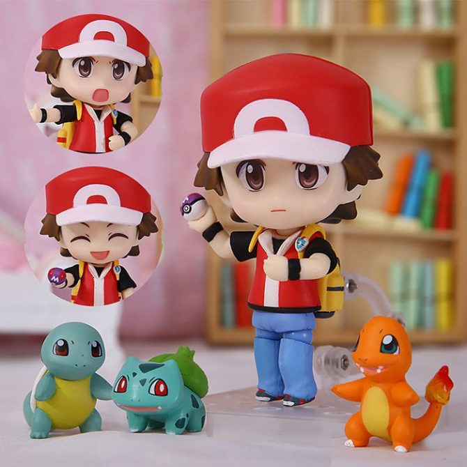 pokemon actionfigur
