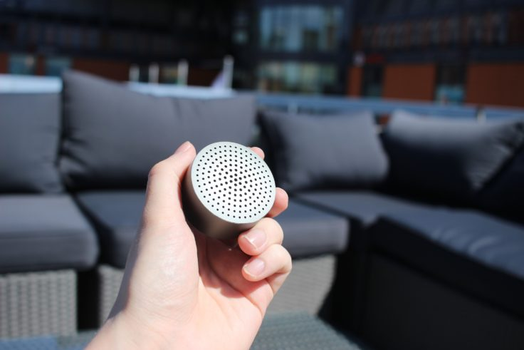handlicher Xiaomi Mini Speaker