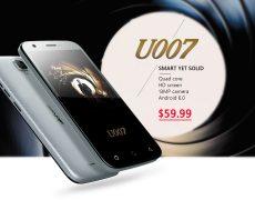 Smartphone Ulefone U007