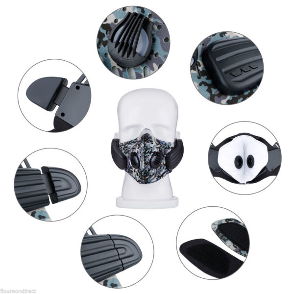 Atemschutz mit Headset Funktionen