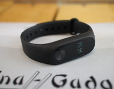 Xiaomi Mi Band 2 Fitnesstracker