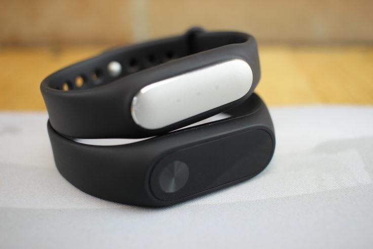 MiBand 1 & 2