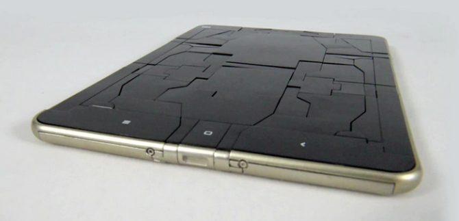 Tablet Transformer