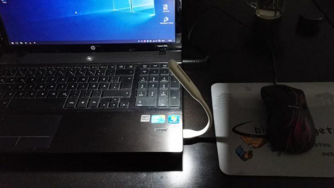 USB LED