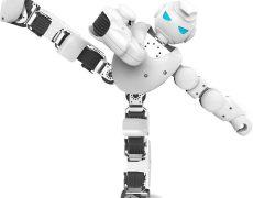UBTECH Alpha 1s humanoider Roboter