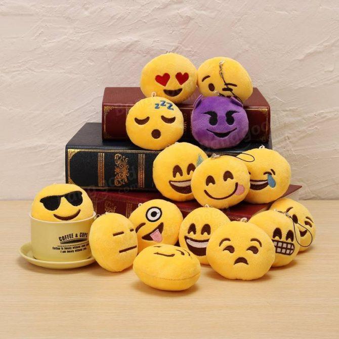emoji schlüsselanhänger