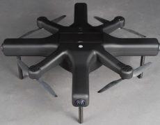 Exo360 Qadrocopter mit fünf 4K-Kameras