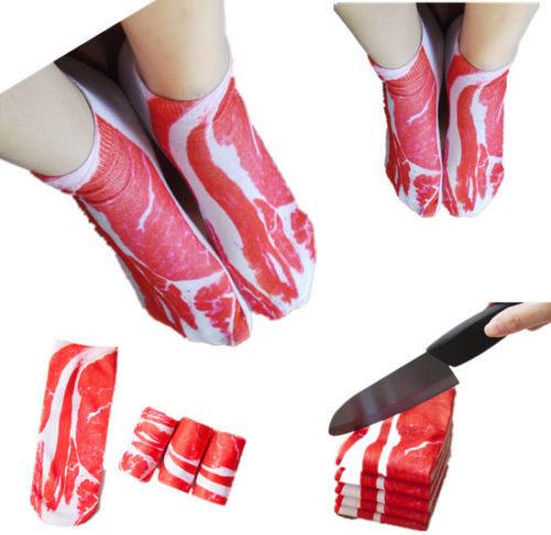 Fleisch-Socken Design