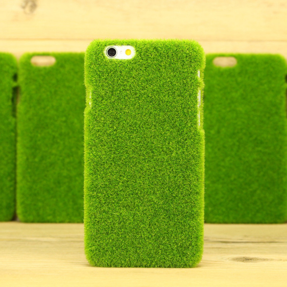 Gras Cover für iPhone 6