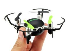Schickes Gewand und gute Kamera: JJRC H30C Mini-Quadcopter für 23€
