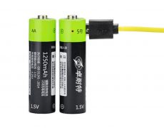 batterien micro usb