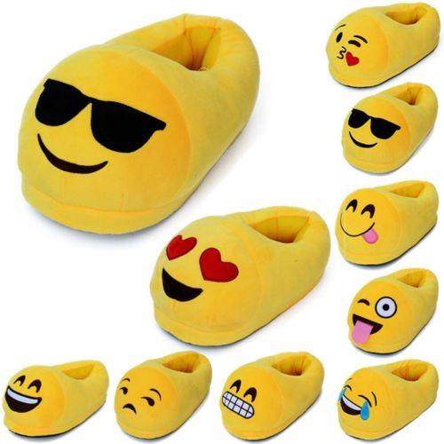 emoji pantoffeln