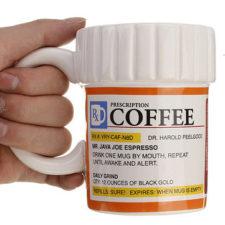 Verschreibungspflichter Kaffeebecher