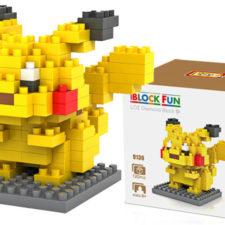 LOZ Pikachu Baustein Set