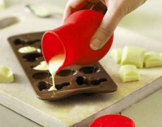 silikon schokolade