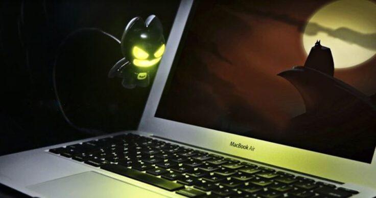 Batman LED USB-Licht