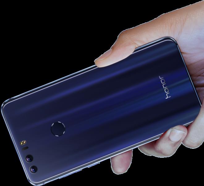 Huawei Honor 8 Rückseite