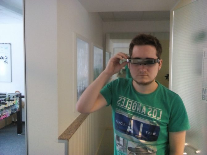 Vision 800 Smart Glasses