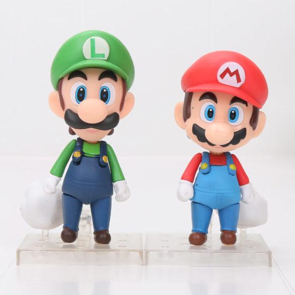 Mario und Luigi Figur