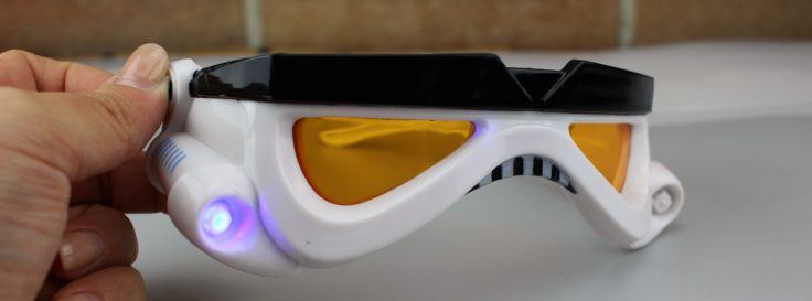 Stormtrooper Nachtsicht-Brille Licht