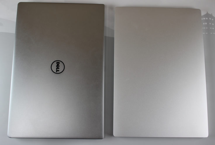XPS 13 vs. Xiaomi Mi Air Laptop