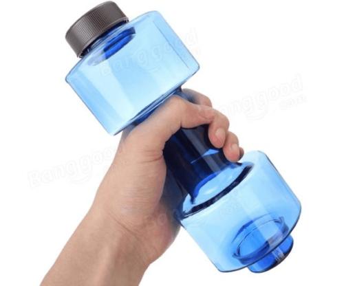 hantel trinkflasche 02