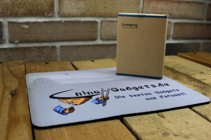 Lumsing Grand A1 Mini Verpackung